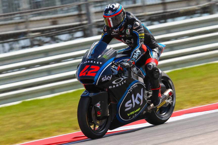 Francesco Bagnaia, Sky Racing Team VR46, Red Bull Grand Prix of The Americas