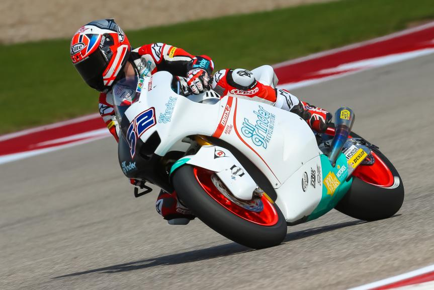 Danny Kent, Kiefer Racing, Red Bull Grand Prix of The Americas