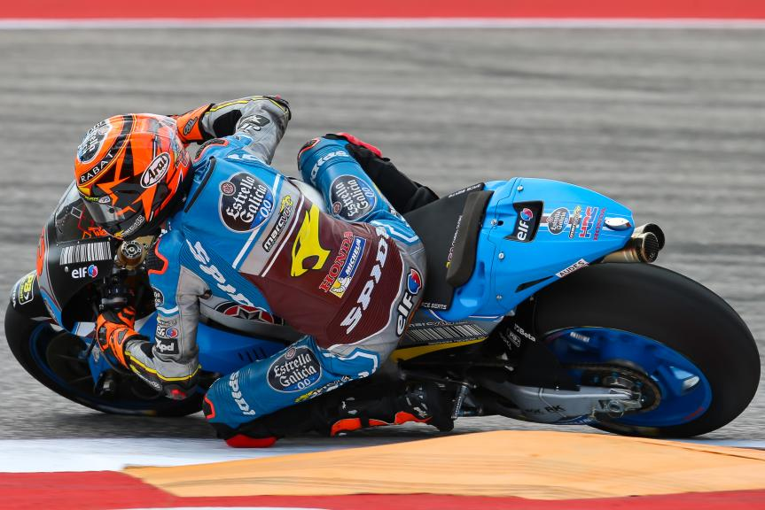 Tito Rabat, EG 0,0 Marc VDS, Red Bull Grand Prix of The Americas