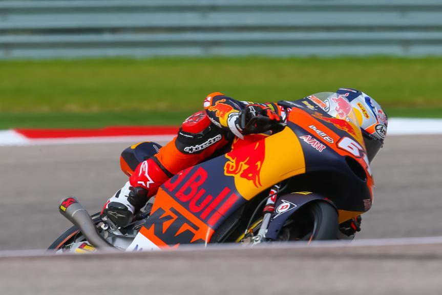 Bo Bendsneyder, Red Bull KTM Ajo, Red Bull Grand Prix of The Americas