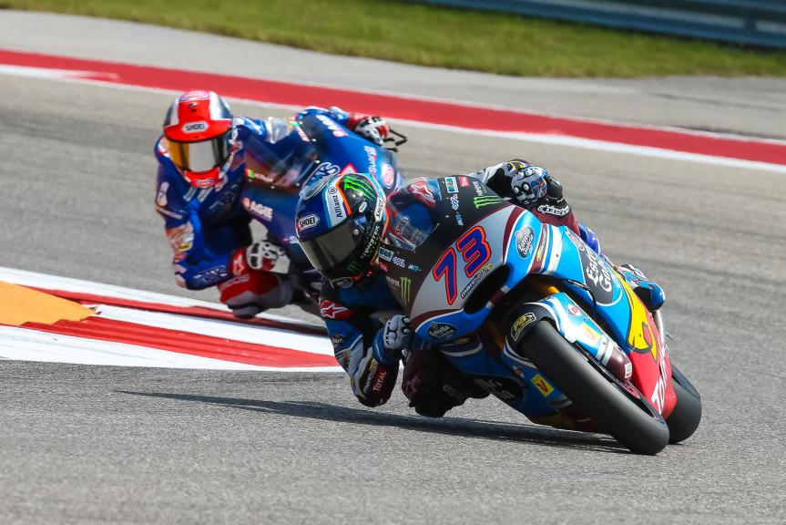 Alex Marquez, EG 0,0 Marc VDS, Red Bull Grand Prix of The Americas
