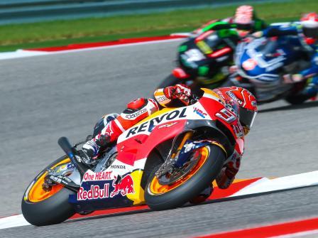 MotoGP, Free Practice, Red Bull Grand Prix of The Americas