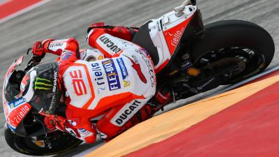 #AmericasGP: le libere MotoGP™ in slow motion