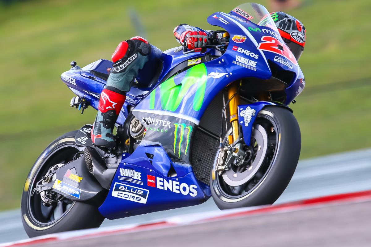 Viñales draws first at COTA | MotoGP™