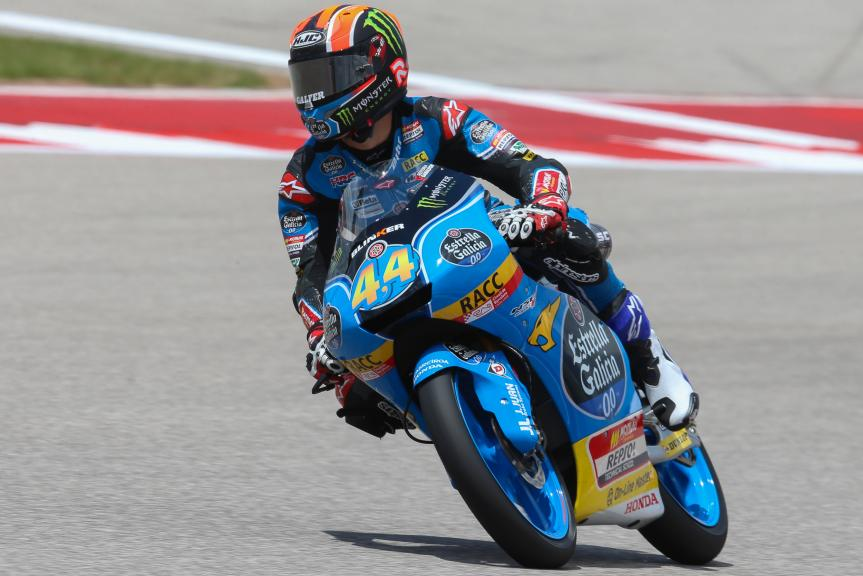 Aron Canet, Estrella Galicia 0,0, Red Bull Grand Prix of The Americas
