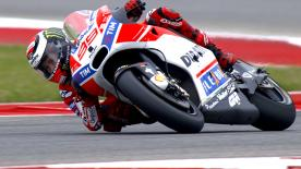 Catch all the superb detail from the Circuit of the Americas with this slow motion footage, filmed during qualifying at the #AmericasGP.