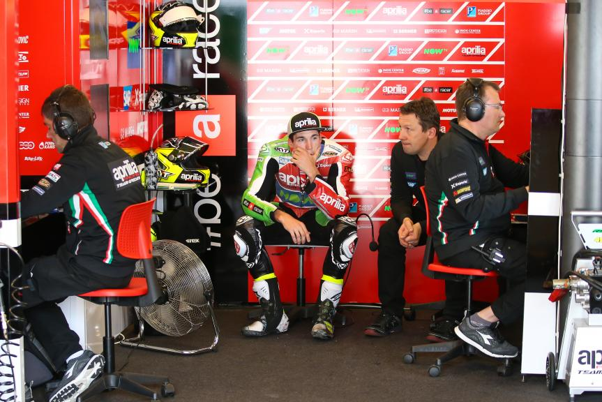 Aleix Espargaro, Aprilia Racing Team Gresini, Red Bull Grand Prix of The Americas