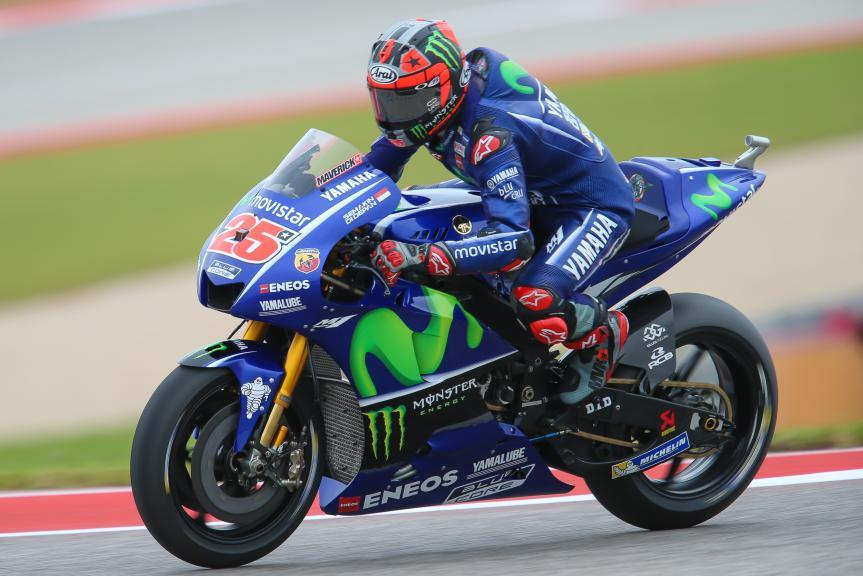 Maverick Vinales, Movistar Yamaha MotoGP, Red Bull Grand Prix of The Americas