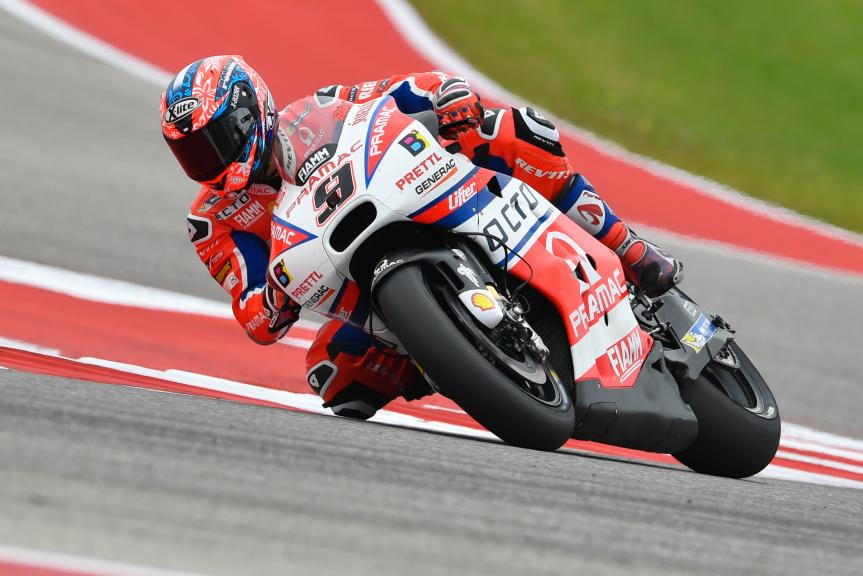 Danilo Petrucci, Octo Pramac Racing, Red Bull Grand Prix of The Americas