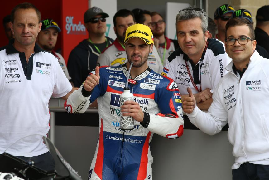 Romano Fenati, Marinelli Rivacold Snipers, Red Bull Grand Prix of The Americas