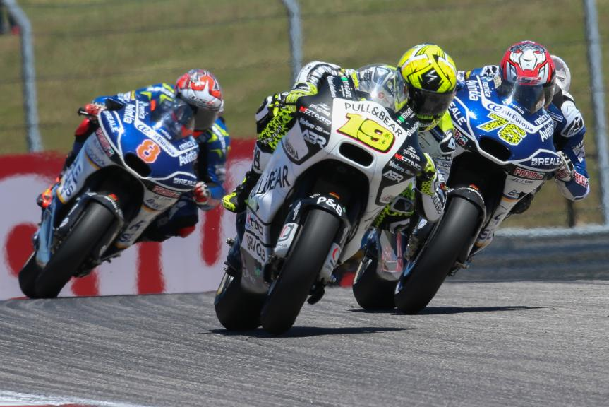 Alvaro Bautista, Pull&Bear Aspar Team, Red Bull Grand Prix of The Americas