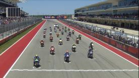 The full race session at the #AmericasGP of the Moto2™ World Championship.