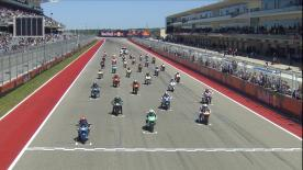 The full race session at the #AmericasGP of the Moto3™ World Championship.