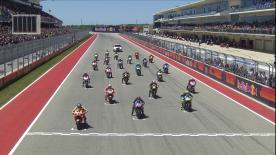 All the action from the full race session of the MotoGP? World Championship at the #AmericasGP.