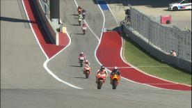 The full Warm Up session on Sunday morning for #AmericasGP in the MotoGP? World Championship.