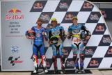 Franco Morbidelli, Mattia Pasini, Alex Marquez, Red Bull Grand Prix of The Americas