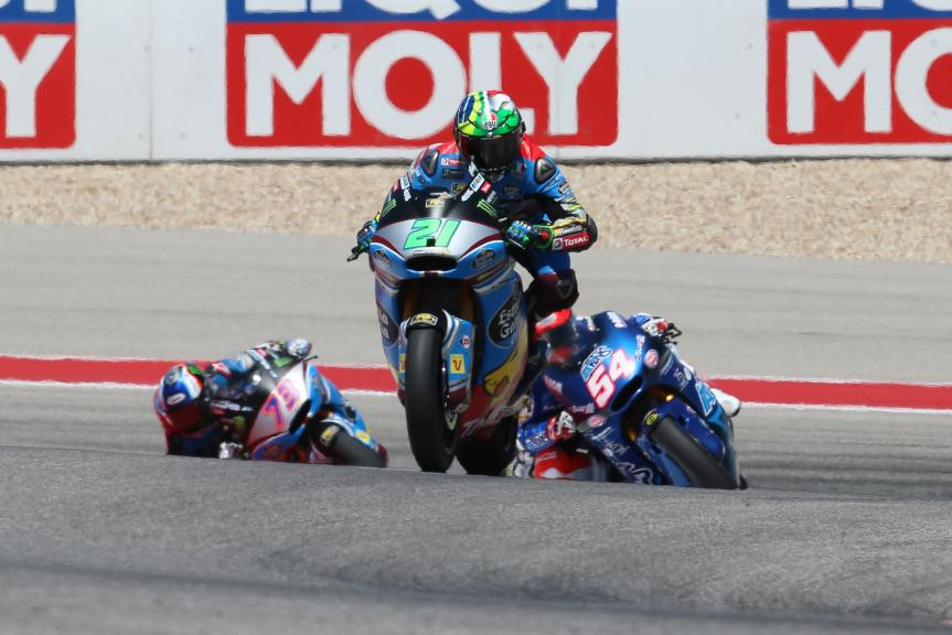 Franco Morbidelli, EG 0,0 Marc VDS, Red Bull Grand Prix of The Americas