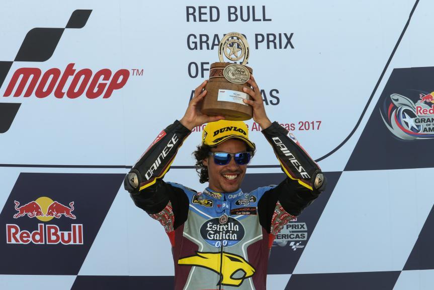 Franco Morbidelli, EG 0,0 Marc VDS, Red Bull Grand Prix of The Americas