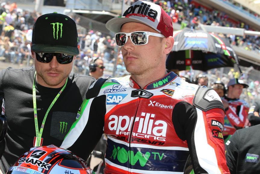 Sam Lowes, Alex Lowes, Aprilia Racing Team Gresini, Red Bull Grand Prix of The Americas