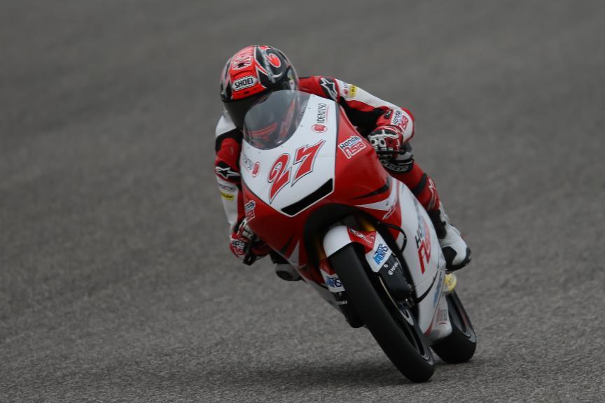 Kaito Toba, Honda Team Asia, Red Bull Grand Prix of The Americas