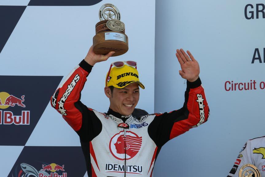 Takaaki Nakagami, Idemitsu Honda Team Asia, Red Bull Grand Prix of The Americas