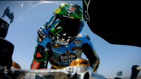 Franco Morbidelli took his third victory in three races in Texas ahead of Tom Lüthi and Takaaki Nakagami