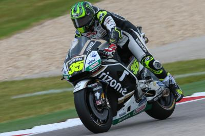 "Crutchlow: ""I took too long to pass Zarco'"
