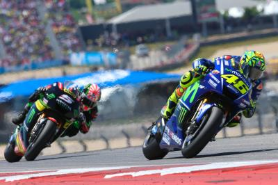Rossi Never Expected To Come To Jerez As Leader Motogp