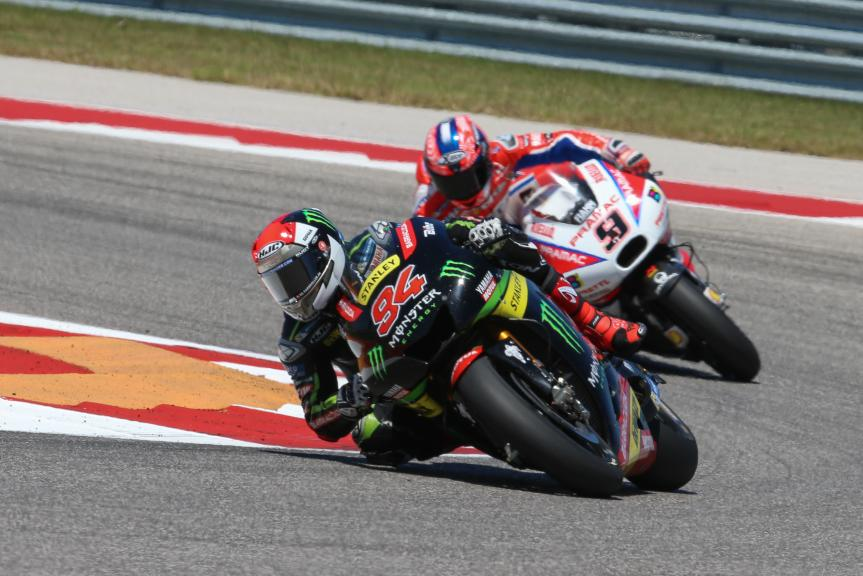 Jonas Folger, Monster Yamaha Tech 3, Red Bull Grand Prix of The Americas