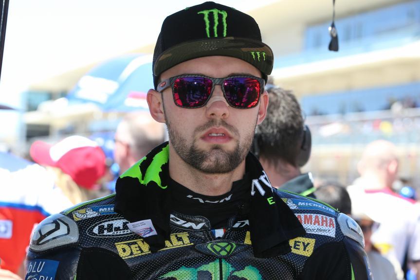 Jonas Folger, Monster Yamaha Tech 3, Red Bull Grand Prix of The Americas