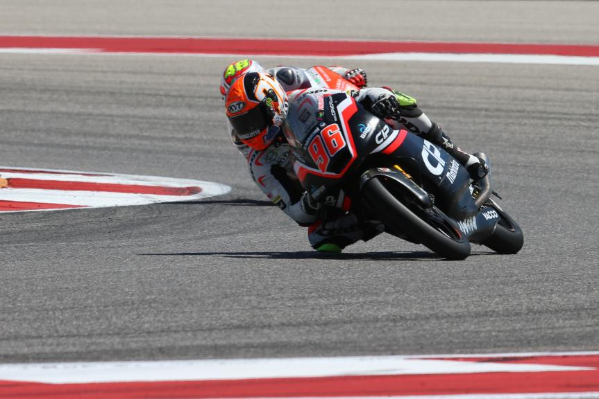 Manuel Pagliani, CIP, Red Bull Grand Prix of The Americas