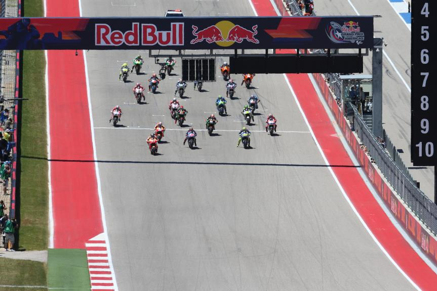 MotogGP	, Red Bull Grand Prix of The Americas