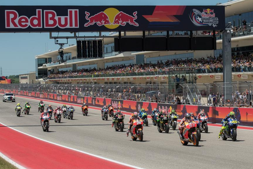 MotogGP, Red Bull Grand Prix of The Americas