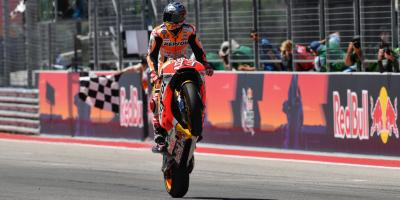 Five by five: magic for Marquez and a crash for Viñales