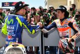 Valentino Rossi, Marc Marquez, Red Bull Grand Prix of The Americas