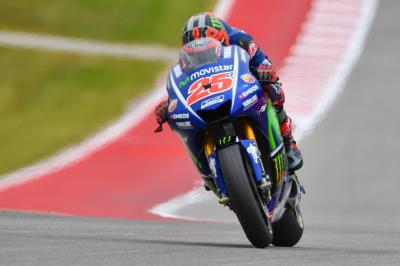 "Viñales: ""It was a really strange crash'"