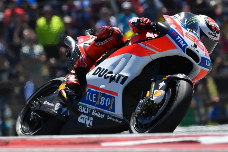 Jorge Lorenzo, Ducati Team, Red Bull Grand Prix of The Americas