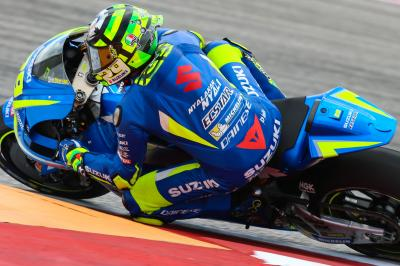 "Iannone: ""I got some good feelings back!"""