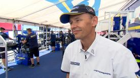 Michelin Racing's Technical Director, Nicolas Goubert, looks back at how Michelin tyres performed at the American circuit.