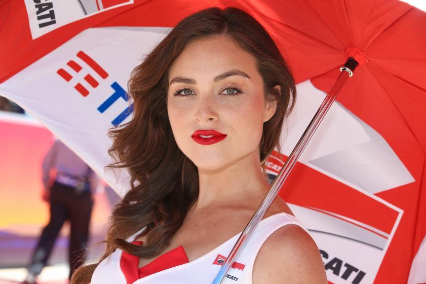 Paddock Girls, Red Bull Grand Prix of The Americas