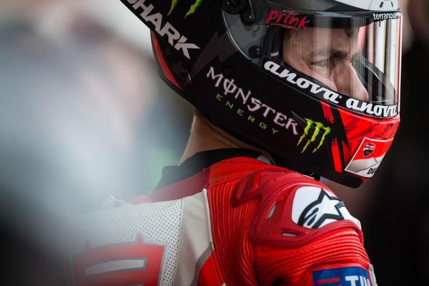 Jorge Lorenzo, Ducati Team, Red Bull Grand Prix of The Americas ©2017 Scott Jones, PhotoGP