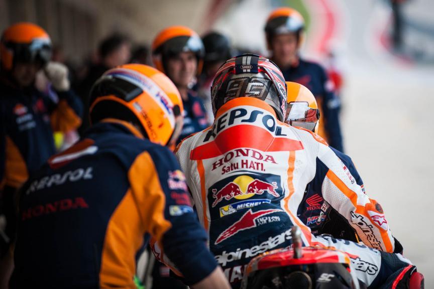 Marc Marquez, Repsol Honda Team, Red Bull Grand Prix of The Americas ©2017 Scott Jones, PhotoGP