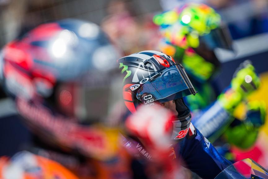 Maverick Vinales, Movistar Yamaha MotoGP, Red Bull Grand Prix of The Americas ©2017 Scott Jones, PhotoGP