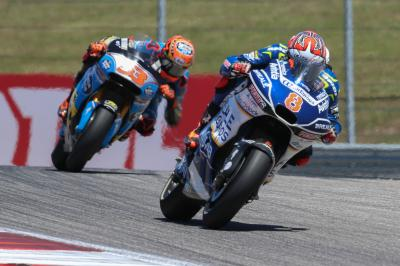 Barbera hails step forward with new riding style