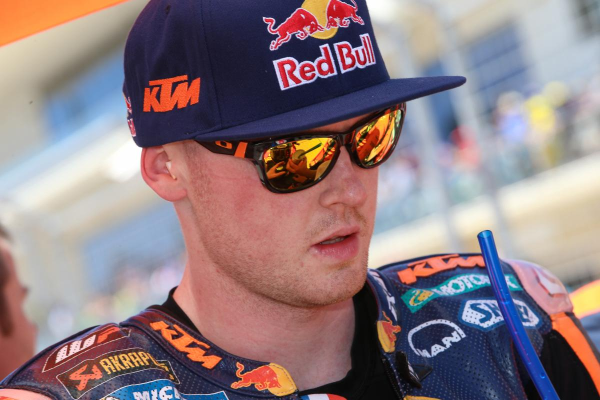 "Bradley Smith's blog: ""I honestly love the whole challenge"" 