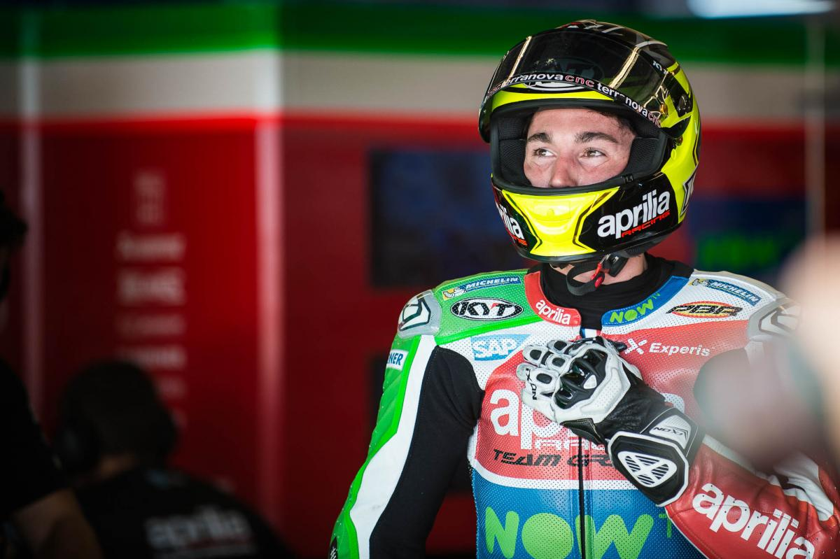 "Aleix Espargaro: ""I want to forget this weekend quickly"" 
