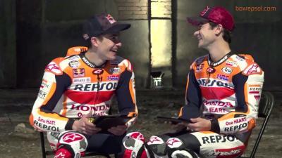 Marquez e Pedrosa, il loro 2017 tra domande e risposte