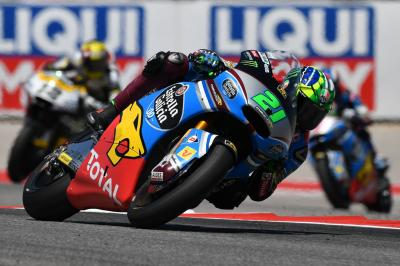 Moto2™ round up: Termas de Rio Hondo and Texas