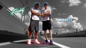 Franco Morbidelli et Álex Márquez, auteurs d'un début de saison prometteur, espèrent tous deux se battre pour le titre cette année.