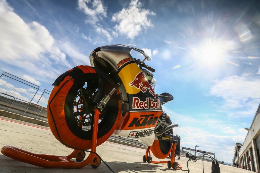 Rookies Cup season in Jerez